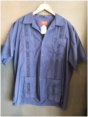 Vintage Maximos Guayabera Men's Shirt