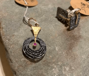 Apostolos Necklace charm