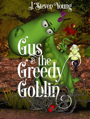Gus and the Greedy Goblin (signed)