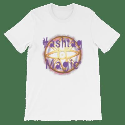 Hashtag Magic® Logo Short-Sleeve Unisex T-Shirt