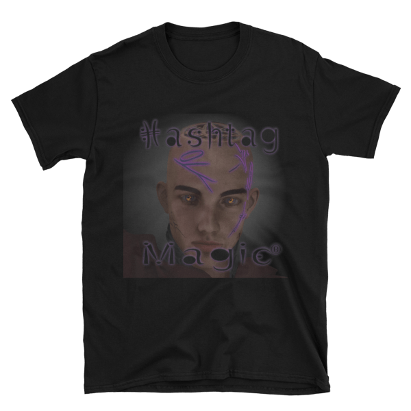 Hashtag Magic® Druid Short-Sleeve Unisex T-Shirt 00039