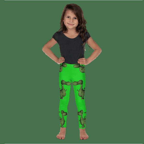 Gus the Garden Dragon Kid's Leggings 124021626-0000