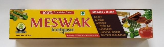 Pk Naturals Meswak Toothpaste