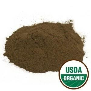 Starwest Botanicals Black Walnut Powder Organic (4oz)