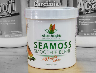 Seamoss Smoothie Blend for Weight Loss