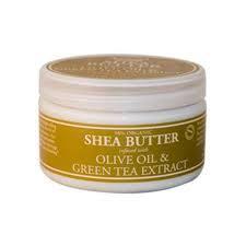Nubian Heritage Olive & Green Tea Infused Shea Butter 4oz