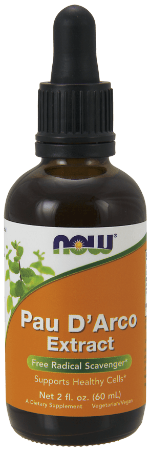 Pau D'Arco Extract Liquid 2oz