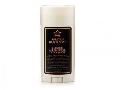 Nubian Heritage African Black Soap Deodorant 2.25oz