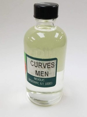 Curves Men-Quarter Pound