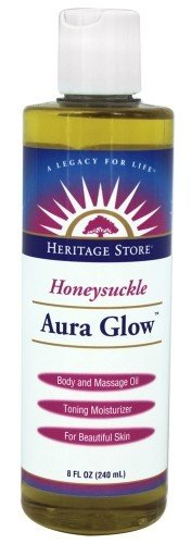 Aura Glow Honey Suckle 8oz