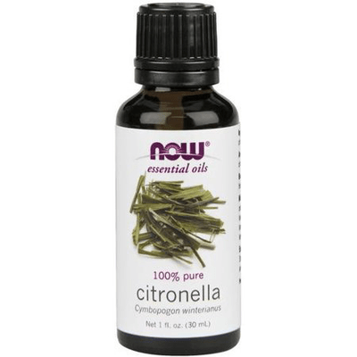 Now Essential Oils - Citronella 100% Pure Oils 1 fl.oz