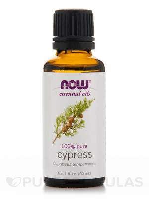 Now Essential Oils-Cypress 100% Pure Oil 1 fl.oz