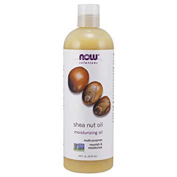 Now Solutions - Shea Nut Oil Pure Moisturizing Oil 16 fl.oz
