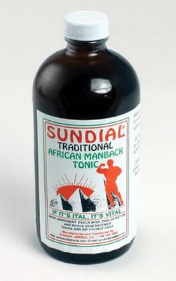 Sundial African Manback Tonic