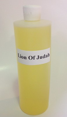 Lion of Judah Oil