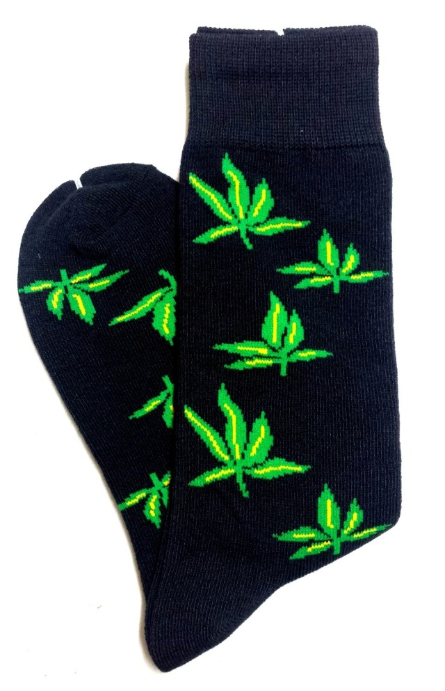 Leaf Dress SocKs