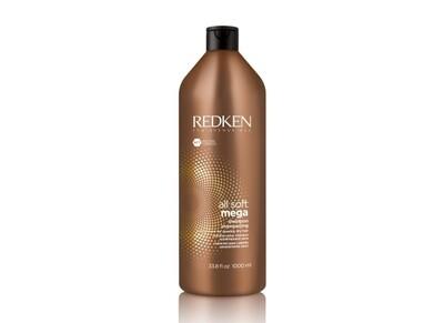 All soft mega shampoing 1L
