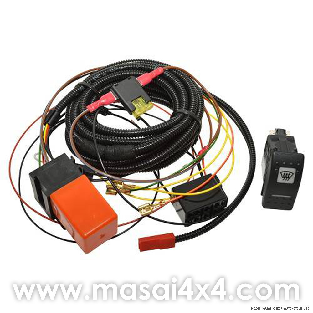 hight resolution of land rover heated windshield wiring