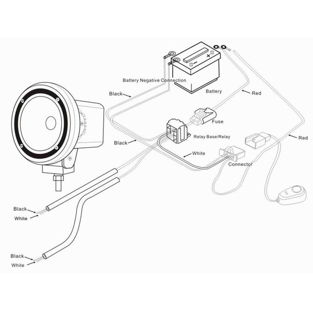 Vehicle Lighting Wiring Kit