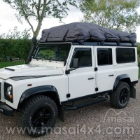 Roof Rack Cover for Land Rover Defender Crew Cab, 90 and ...