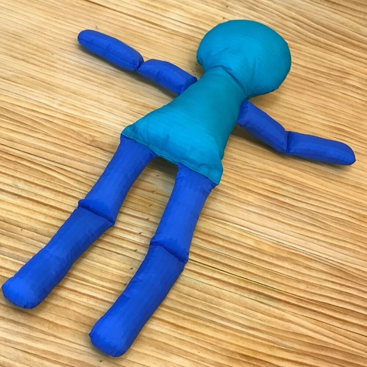 Minimalist Doll 2.0 #0002