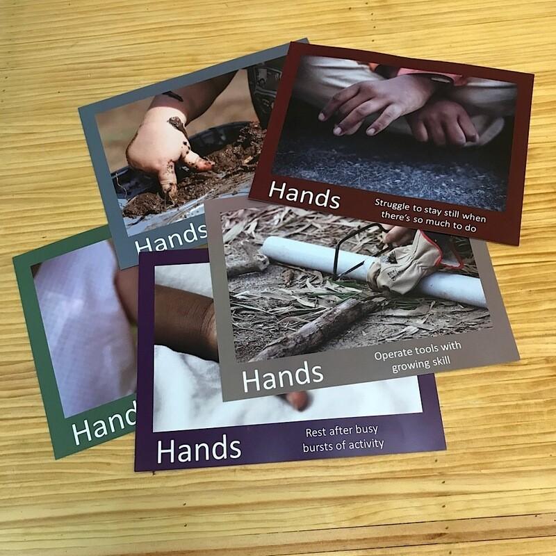 Hands | Poster Set #1