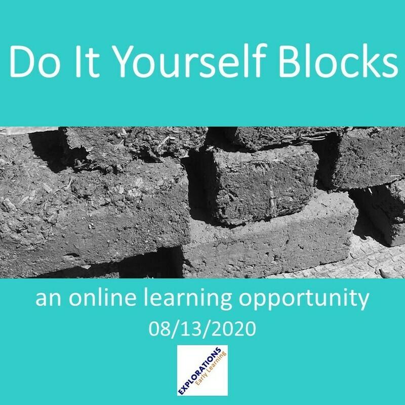 Do It Yourself Blocks