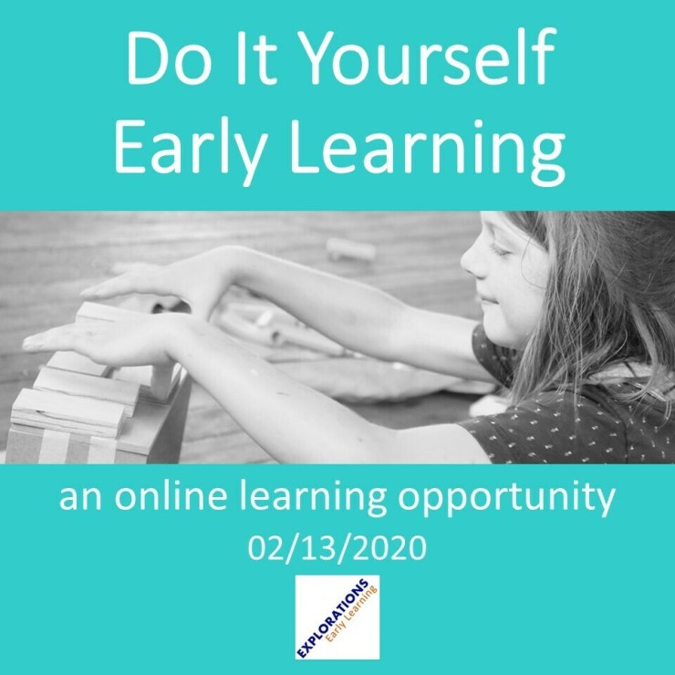 Do It Yourself Early Learning