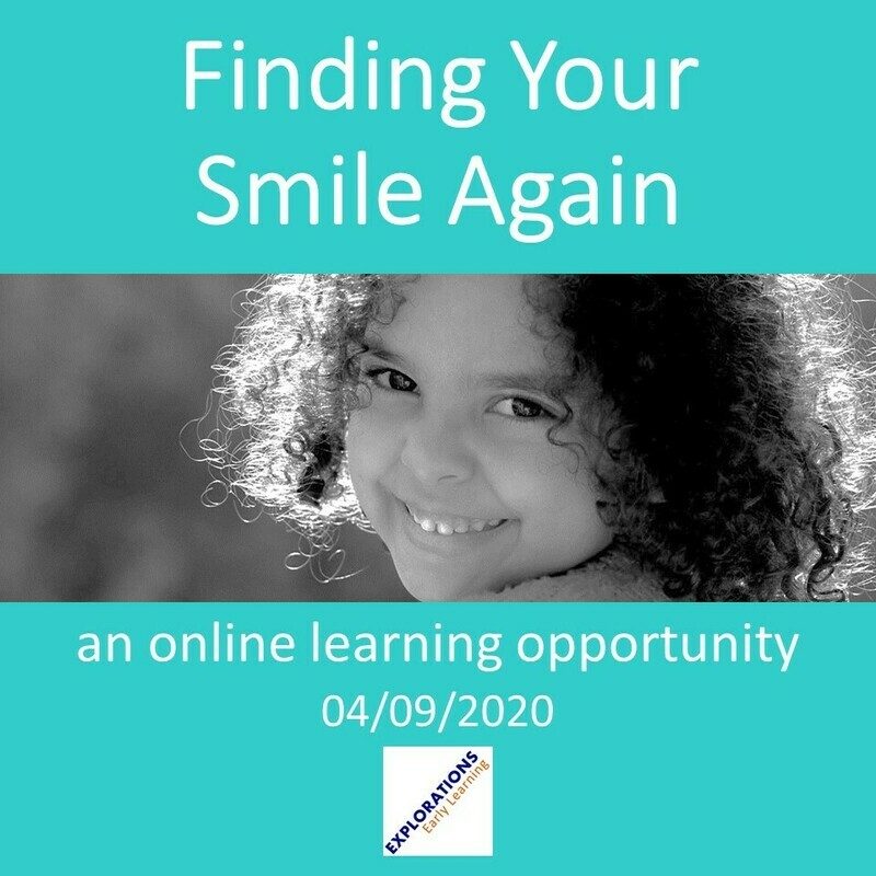 Finding Your Smile Again