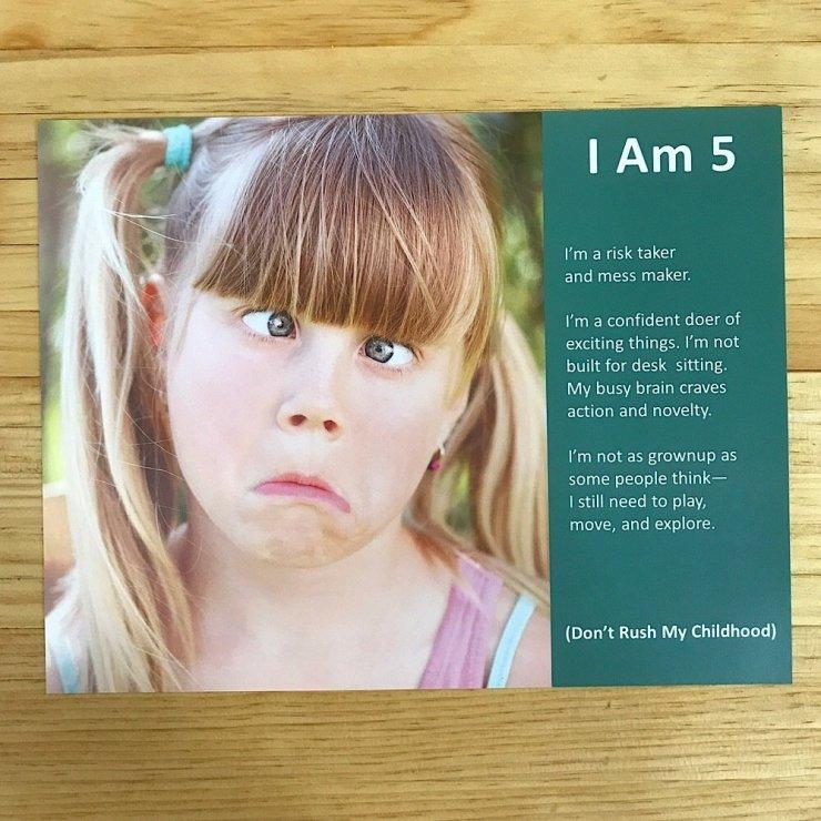 I Am Five 2.0 Poster
