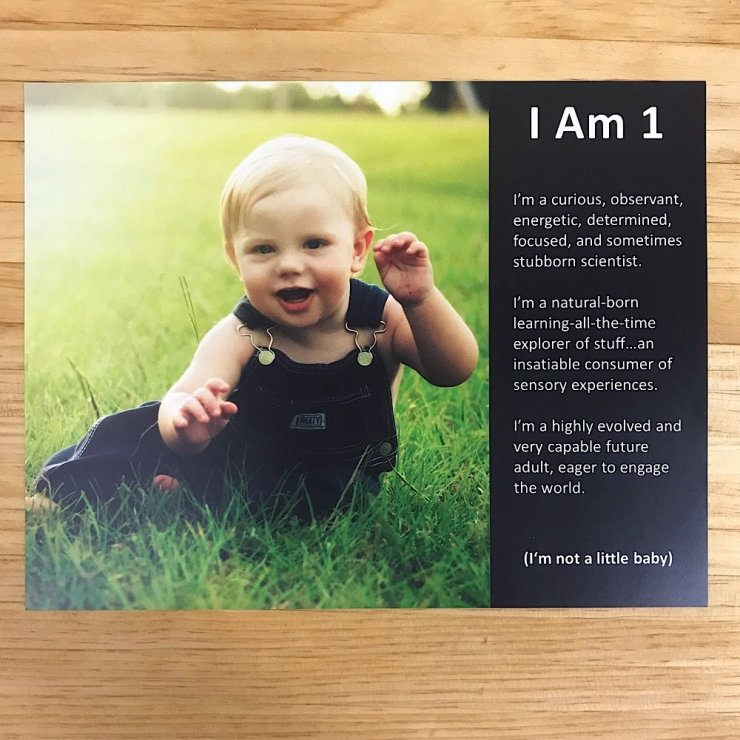 I Am One 2.0 Poster