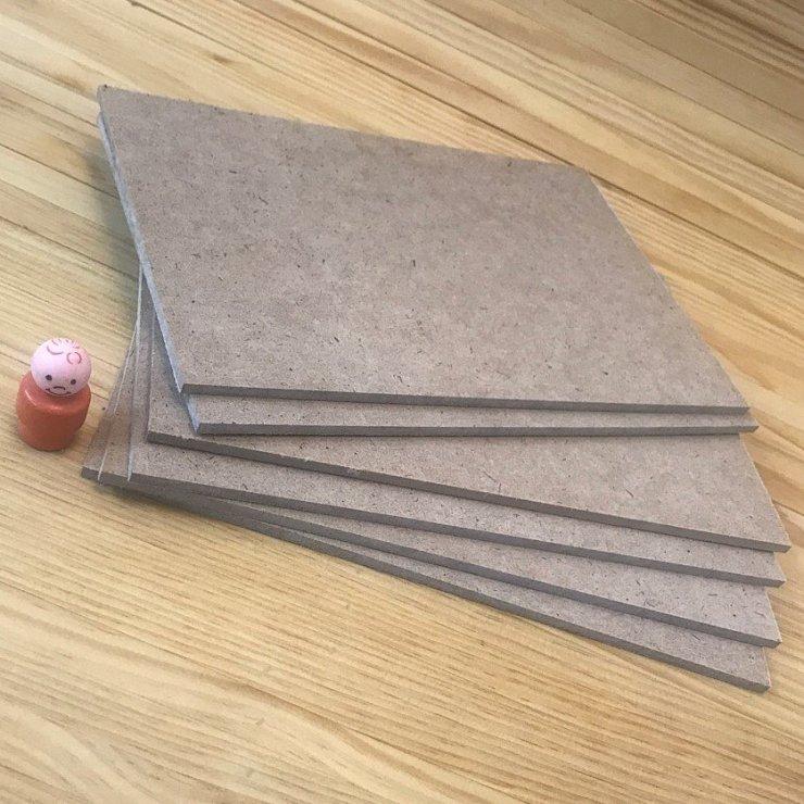 Hefty Hardboard Blocks