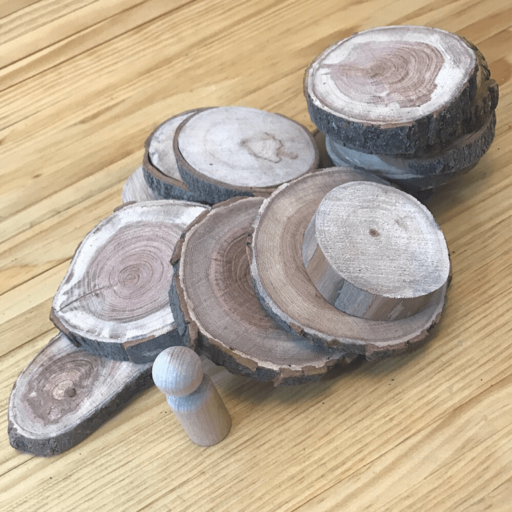Log Slice Blocks