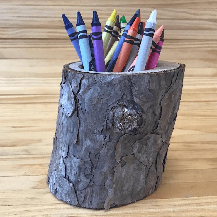 Crayon Cup