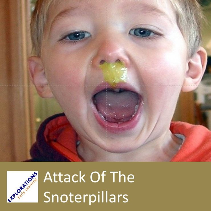 Attack Of The Snoterpillars