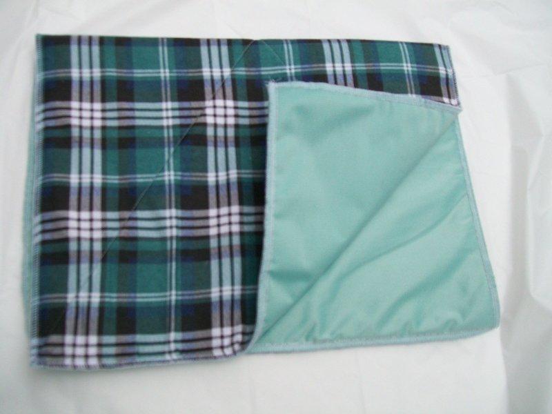 Paquet de 6 pipi pad lavable 17 x 24