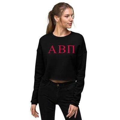 ABP Cherry Crop Sweatshirt