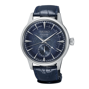 "Seiko Presage Automatic - ""Starlight"" Dial Cocktail Time with Power Reserve **PRE-ORDER** SSA361J1"