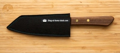 Stay-at-home-dude chef's knife