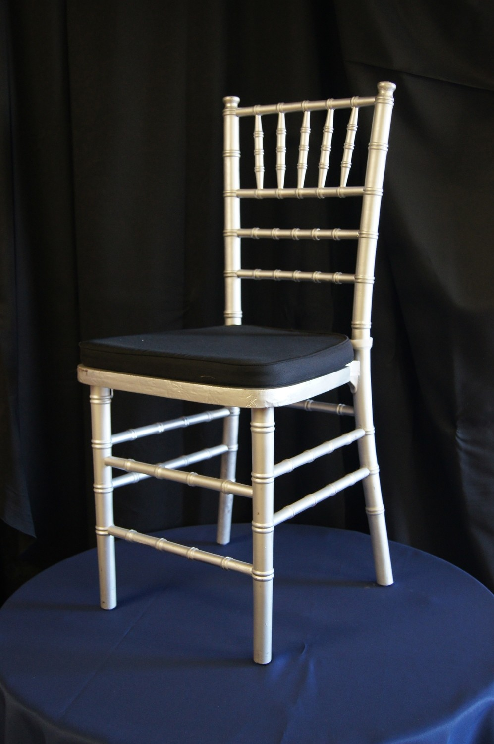 Silver Chiavari Chairs Chiavari Cane Chair Silver Pad Not Included