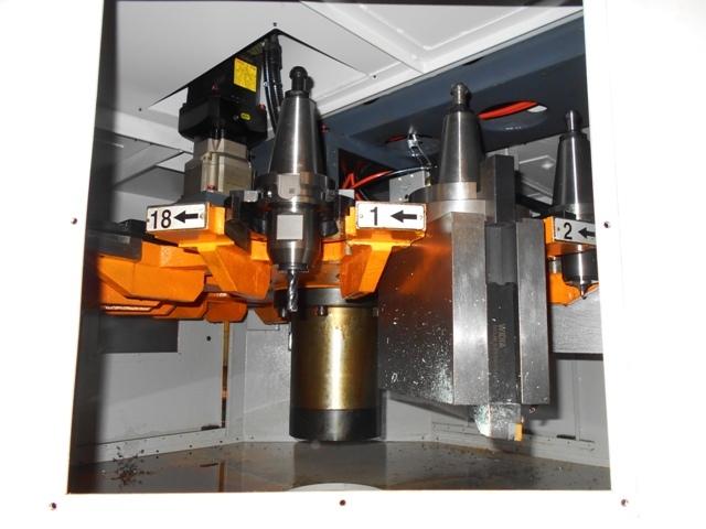 1 – USED INGERSOLL BOHLE BRIDGE TYPE CNC VERTICAL MACHING CENTER C-5116