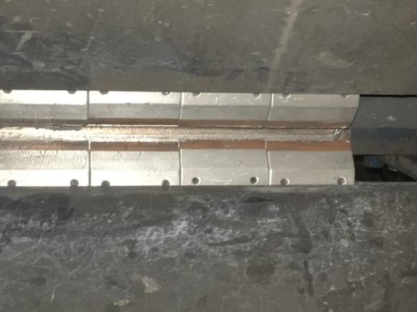 1 – USED 14' JETLINE LWS-168 MIG SEAM WELDER C-5745