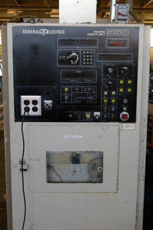 "1 - USED 45"" X 240"" AMERICAN CNC TURNING CENTER"