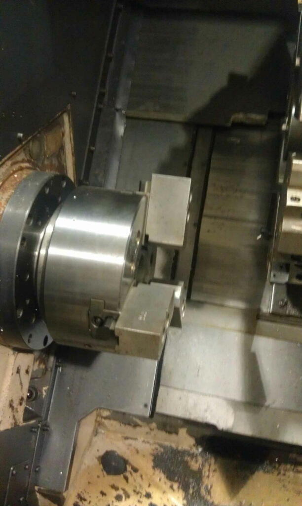 """1 - USED 8"""" X 11"""" YAM CK-1A 2- AXIS CNC LATHE 1997"""