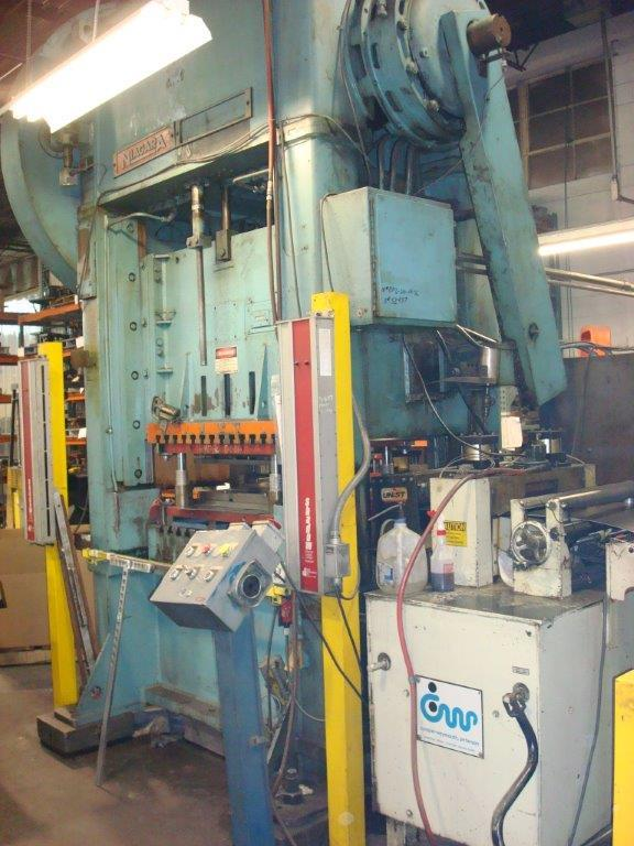 "1 – USED CWP AND AMERICAN PRESS FEED LINE 24"" X .067"" 14417"