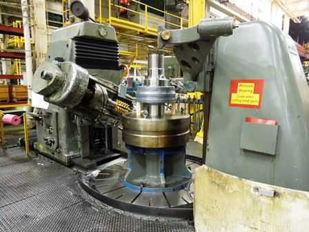 1 - USED #P3000B PFAUTER VERTICAL GEAR HOBBING MACHINE