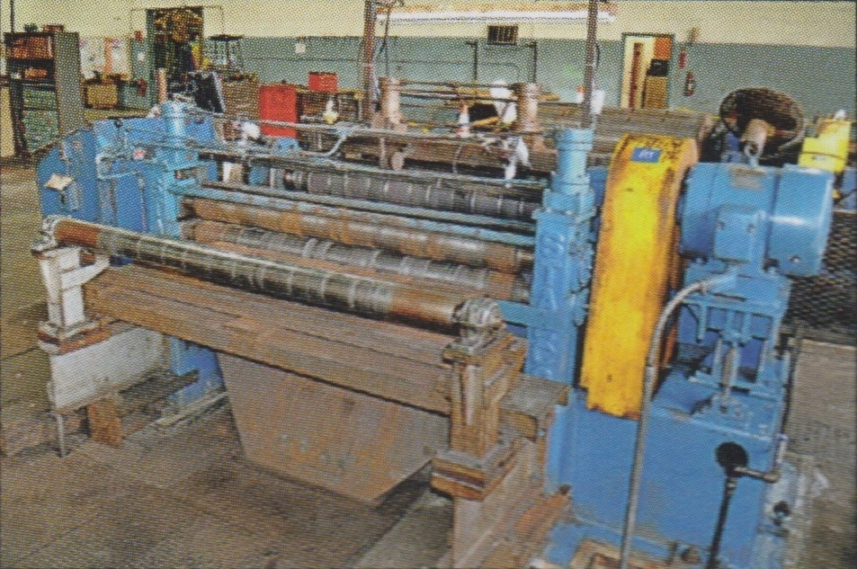 "1 - USED .125"" X 48"" STAMCO SLITTING HEAD C-4336"