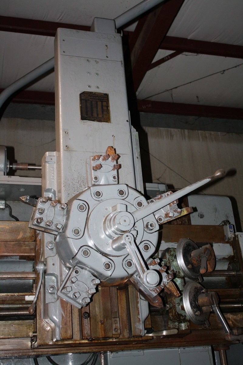 "1 - USED 56"" BULLARD ""CUTMASTER"" VERTICAL BORING MILL WITH TRACER"
