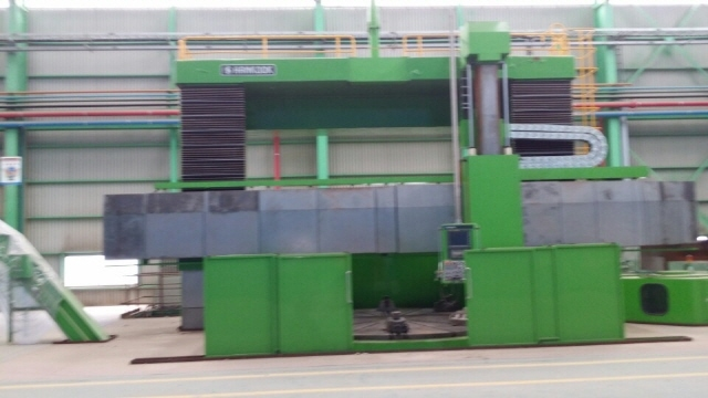 1 - USED 16'/19' HNK (KOREA) 5-AXIS CNC VBM