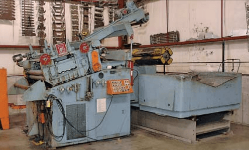1 – USED CWP AND AMERICAN PRESS FEED LINE 42